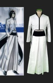 BLEACH-Ulquiorra·Cifer Cosplay Costume