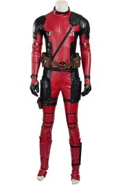 Upgraded Deadpool Cosplay Costume Set