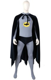 1966 B-guy Spandex Lycra Costume with Cape