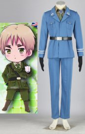 APH Prussia United Kingdom Cosplay Costume 1st
