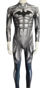 B-guy Printed Spandex Lycra Costume with Chest Symbol