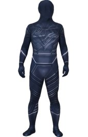 Black Panther Printed Spandex Lycra Costume