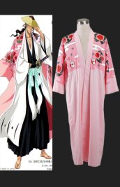 BLEACH-8th Division Lieutenant Ise Nanao Cosplay Costume