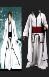 BLEACH-Aizen Sousuke Cosplay Costume 2