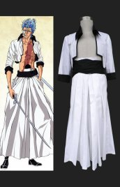 BLEACH-Grimmjow Cosplay Costume