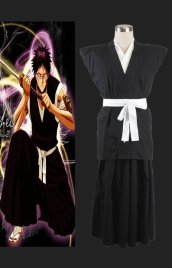 BLEACH- Hisagi Shuuhei Cosplay Costume