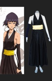 BLEACH-Soi Fon Cosplay Costume
