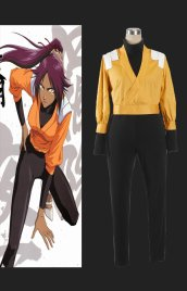BLEACH-Yoruichi 2th Cosplay Costume