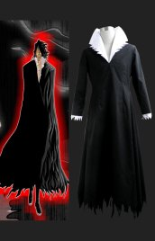 BLEACH-Zangetsu Men's Cosplay Costume