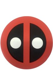 Deadpool Rubber Symbol Style 1