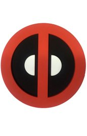Deadpool Rubber Symbol Style 2