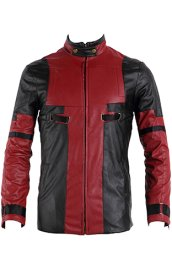 Deadpool Wade Winston Wilson Cosplay Jacket