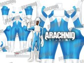 FROZONE Printed Spandex Lycra Costume