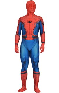 Homecoming S-guy Dye-sub Printed Spandex Lycra Costume