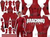 HOMECOMING SCARLET SPIDER-MAN Dye-Sub Superhero Costume