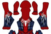 New Insomiac S-guy Printed Spandex Lycra Costume