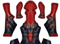 New Iron S-guy Printed Spandex Lycra Costume