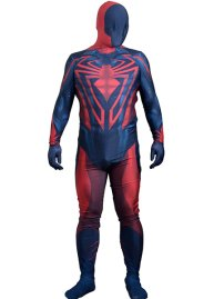 S-guy Unlimited Printed S-guy Zentai Costume with 3D Muscle Shading