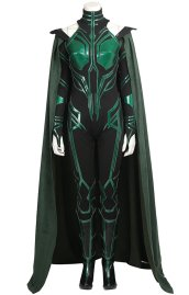 Thor Ragnarok | Hela God of Death Cosplay Costume