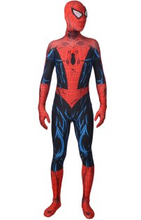 Todd McFarlane S-guy Printed Spandex Lycra Costume