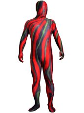 Tribe Called Quest Midnight Marauders Printed Spandex Lycra Zentai Suit