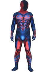 Unlimited S-guy V2 Pattern Printed Spandex Lycra Costume