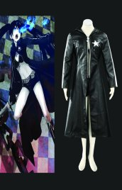 VOCALOID-BLACK★ROCK SHOOTER Cosplay Costume
