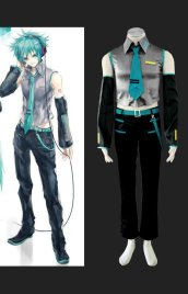 VOCALOID-MIKUO Cosplay Costume