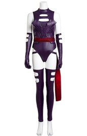 X-Men Psylocke Cosplay Costume